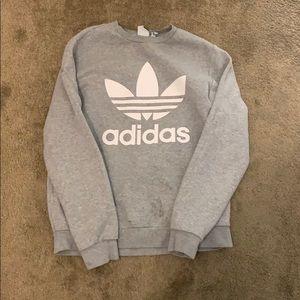 Men's adidas crew neck sweatshirt